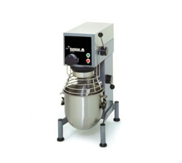 Varimixer W20A 20-qt Planetary Mixer w/ Stainless Bowl, Whip, Beater & Hook