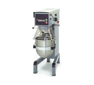Varimixer W30A 30-qt Planetary Mixer w/ Stainless Bowl, Whip, Beater & Hook