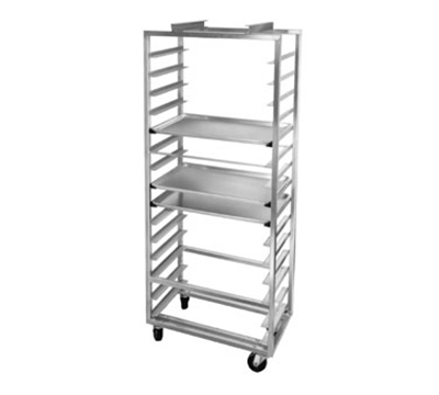 Channel 411S-OR Side Loading Oven Rack w/ 20-Pan Capacity & 3-in Spacing, Stainless