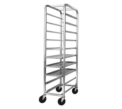 Channel 517SP Platter Rack w/ 10-Platter Capacity For 10.5-in Platter & 6-in Spacing, St