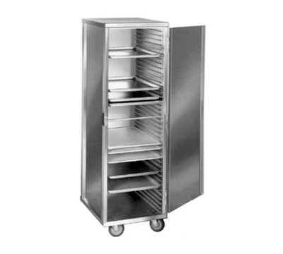 Channel 53C Front Loading Bun Pan Cabinet w/ 40-Pan Capacity & 1.5-in Spacing, Aluminum
