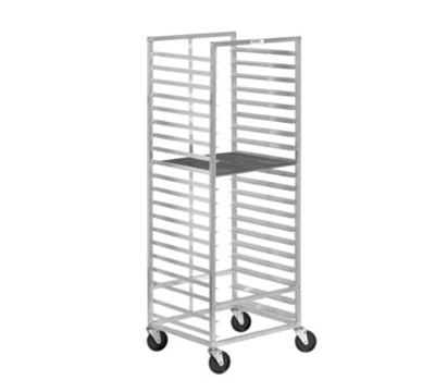 Channel 547A Donut Screen Rack w/ 15-S