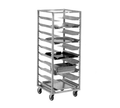 Channel AUR-13 69.37-in Universal Rack w/ 1.5-in Spacing, Aluminum