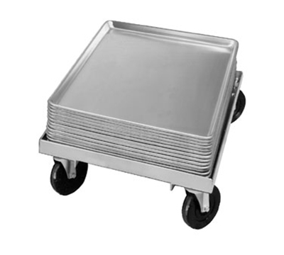 Channel BPD Bun Pan Dolly, Aluminum