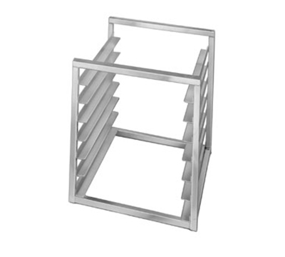 Channel RIR-7 Front Loading Reach In Rack w/ 7-Tray Capacity & 3-in Spacing, Aluminum