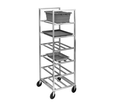Channel ULR6 Universal Lug Rack w/ 6-Shelf & 9.5-in Spacing, Aluminum