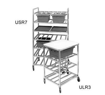 Channel USR7 Universal Lug Rack w/ 7-Shelf & 8.75-in Spacing, Aluminum