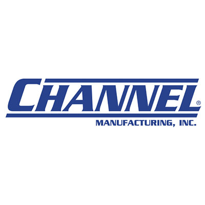Channel KS148 48-in Back Stop for Keg Storage Rack
