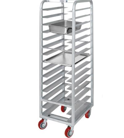 Channel UTR-5 36-in Universal Rack w/ 5-Pan Capacity & 5-in Spacing, Aluminum