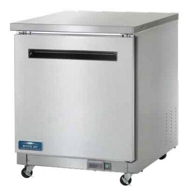 Arctic Air AUC27R 6.5-cu ft Undercounter Refrigerator w/ (1) Section & (1) Door, 115v