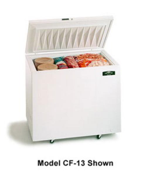 Arctic Air CF13 Chest Freezer 12.8 cu. ft. -6.3 F to -18.0 F Restaurant Supply