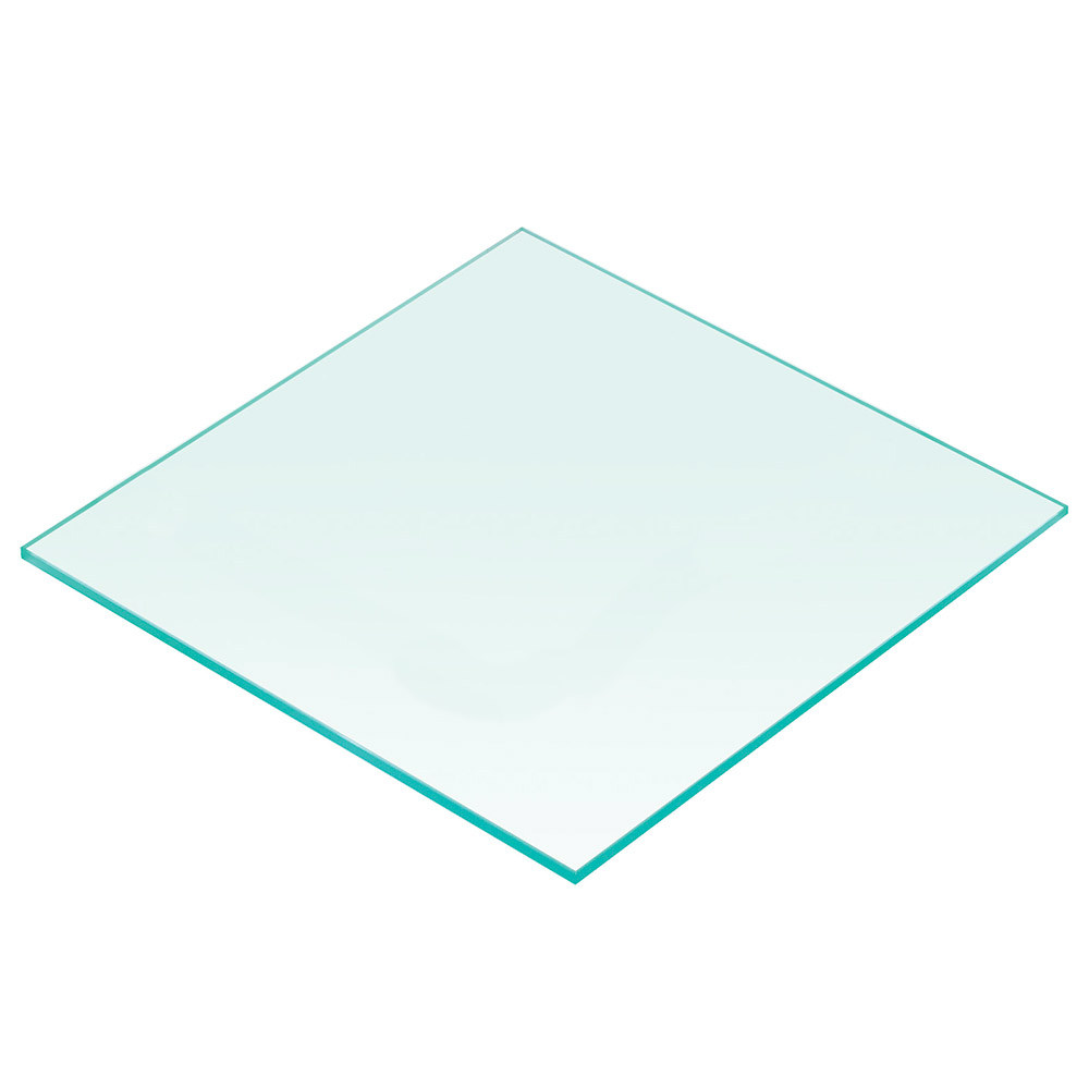 Cal-Mil 14351616 Acrylic Elevation Riser Shelf, 16 x 16-in