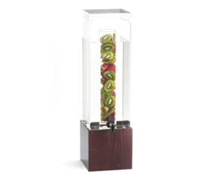 Cal-Mil 1527-3INF-52 3-Gal Infusion Beverage Dispenser, Bamboo