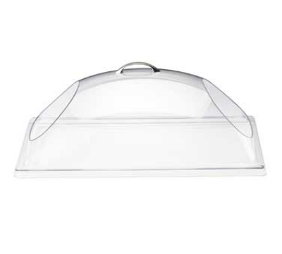 Cal-Mil 32312 Chafer Display Cover w/ Cut Out Ends, Poly,