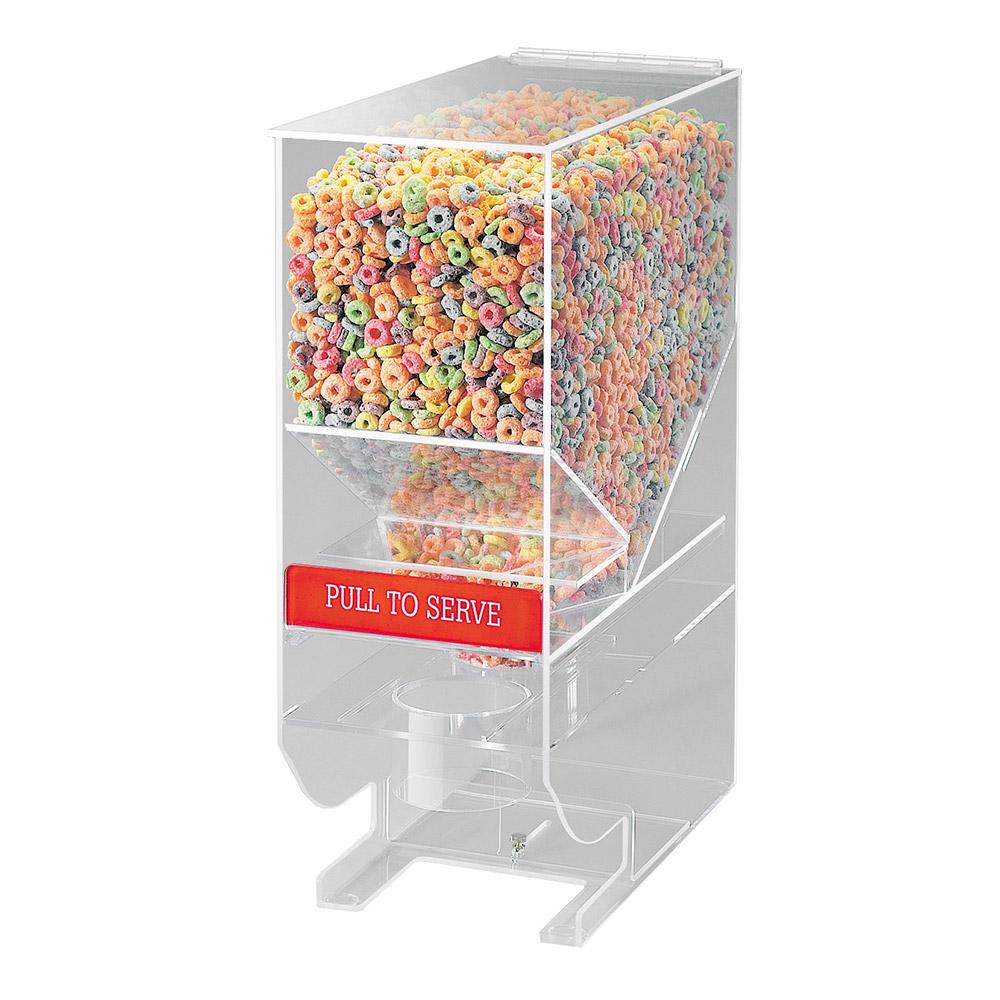 Cal-Mil 642 Portion Control Bulk Cereal Dispenser w/ 900-cu in Capaci