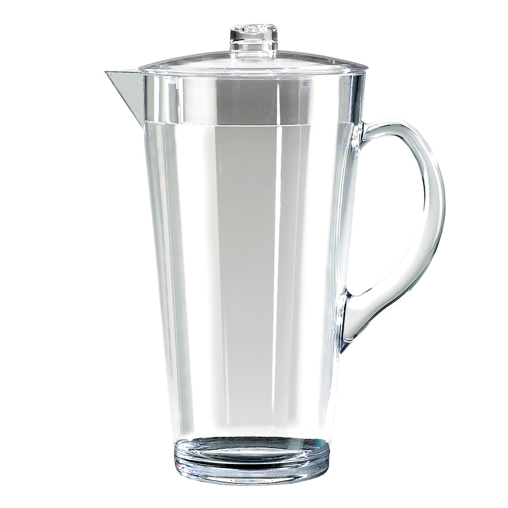 Cal-Mil 682 2 Liter Polycarbonate Pitcher, No Chamber