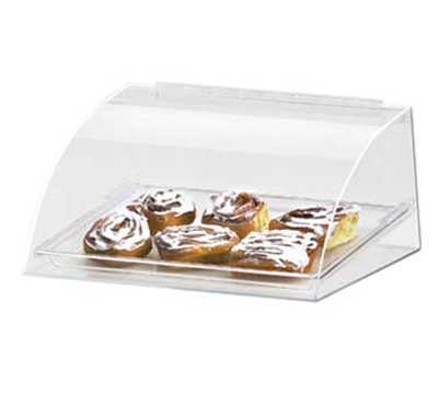 Cal-Mil 1019 Countertop Display Case w/ Euro Front, 15.5 x 12 x 7-in H, Clear