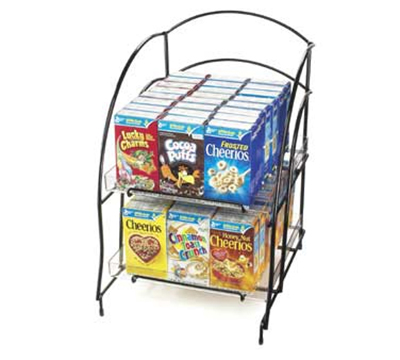 Cal-Mil 639 2-Tier Countertop Cereal Organizer w/ 2-P