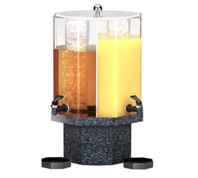 Cal-Mil 971-5-16 5-Gallon Double Beverage Dispenser