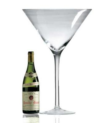 Ravenscroft W6266 224 oz. Maxi Martini Glass