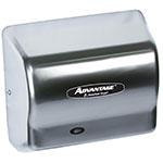 American Dryer AD90-SS Hand Dryer - Auto Sensor, 180-CFM/min, Stainless