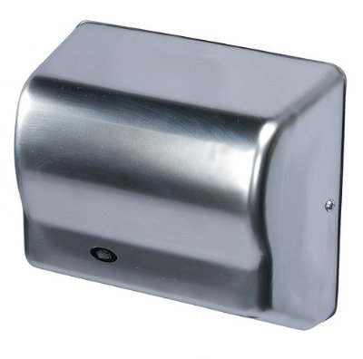 American Dryer GX3-C Automatic Hand Dryer, Satin Chrome, 208-240V