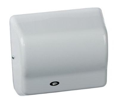 American Dryer GX3 Automatic Hand Dryer, White ABS, 208-240V