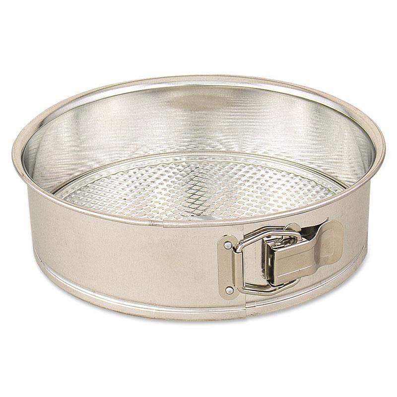 Browne Foodservice 011 Spring Form Cake Pan, 1
