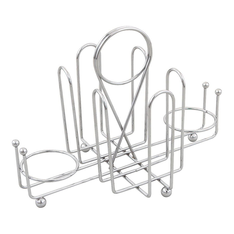 Browne Foodservice 188 Accessory Holders, 7-1/2 x 5 x 4-1/2 in