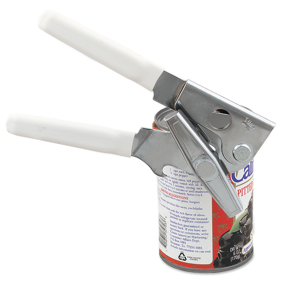 Browne Foodservice 407 Swing-A-Way Can Opener, Chrome Plated