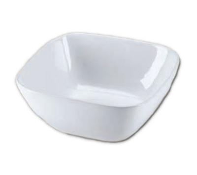 Browne Foodservice 563867 11 in Square Ceramic Bowl
