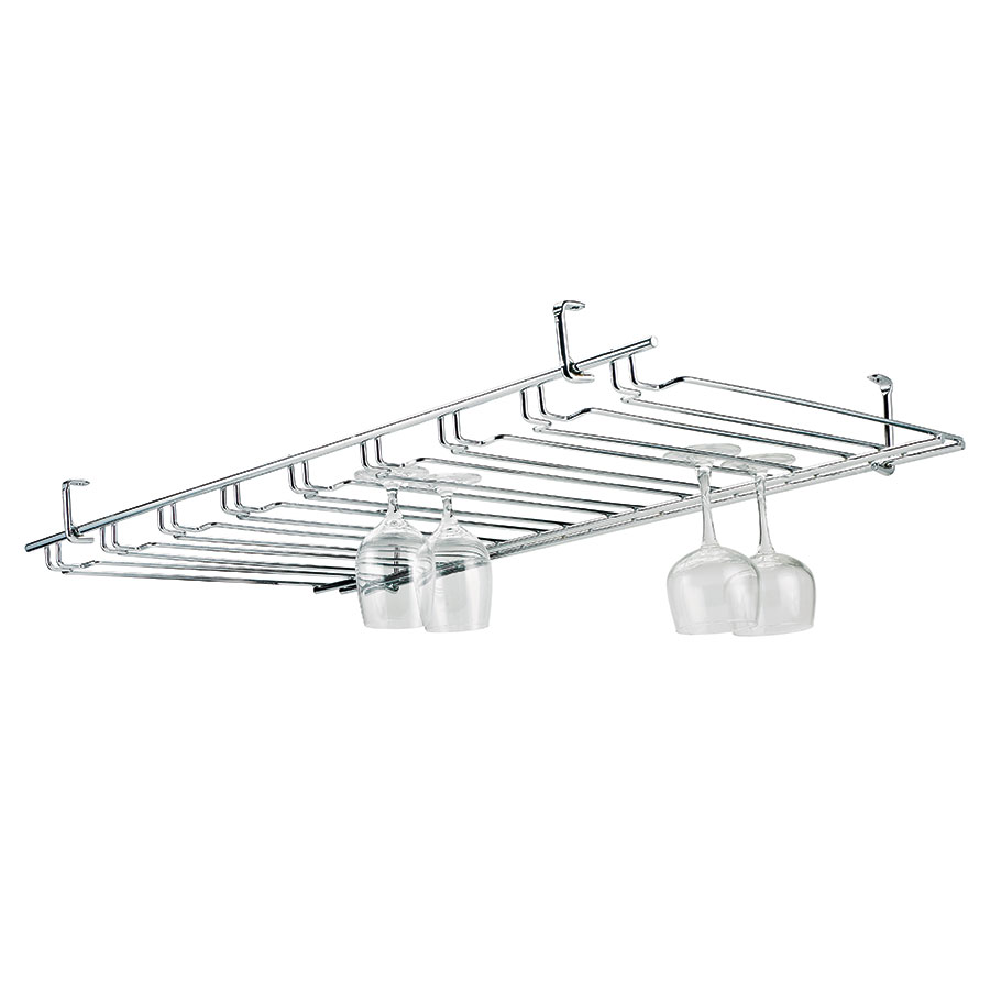 Browne Foodservice 57184850 Overhead Glass Hanger/
