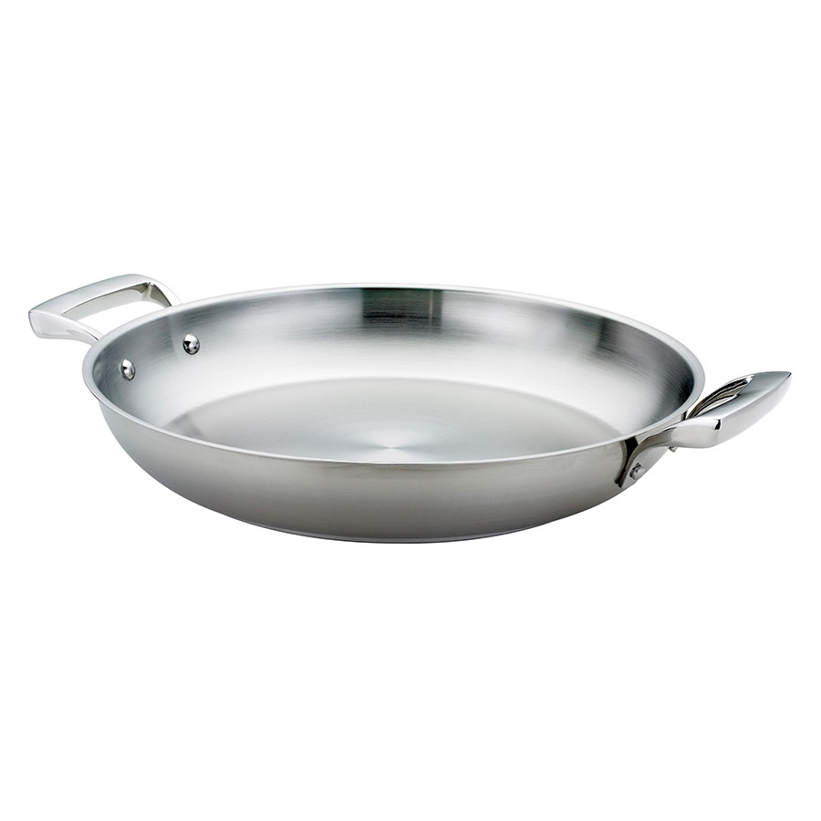 Browne Foodservice 5724172 11 In Thermalloy Two Handled