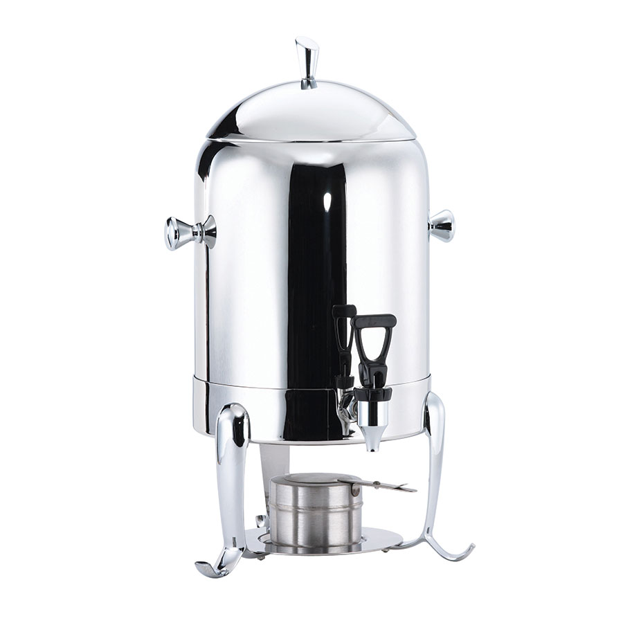 Browne Foodservice 575173 Octave 11-qt Coffee Urn w/ Removable Faucet, (44) 8-oz Servings