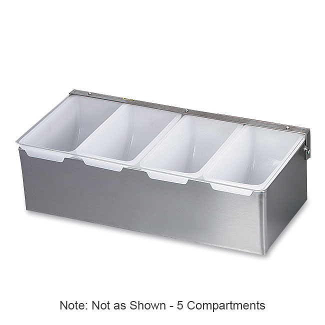 Browne Foodservice 79302 Bar Caddy, 5