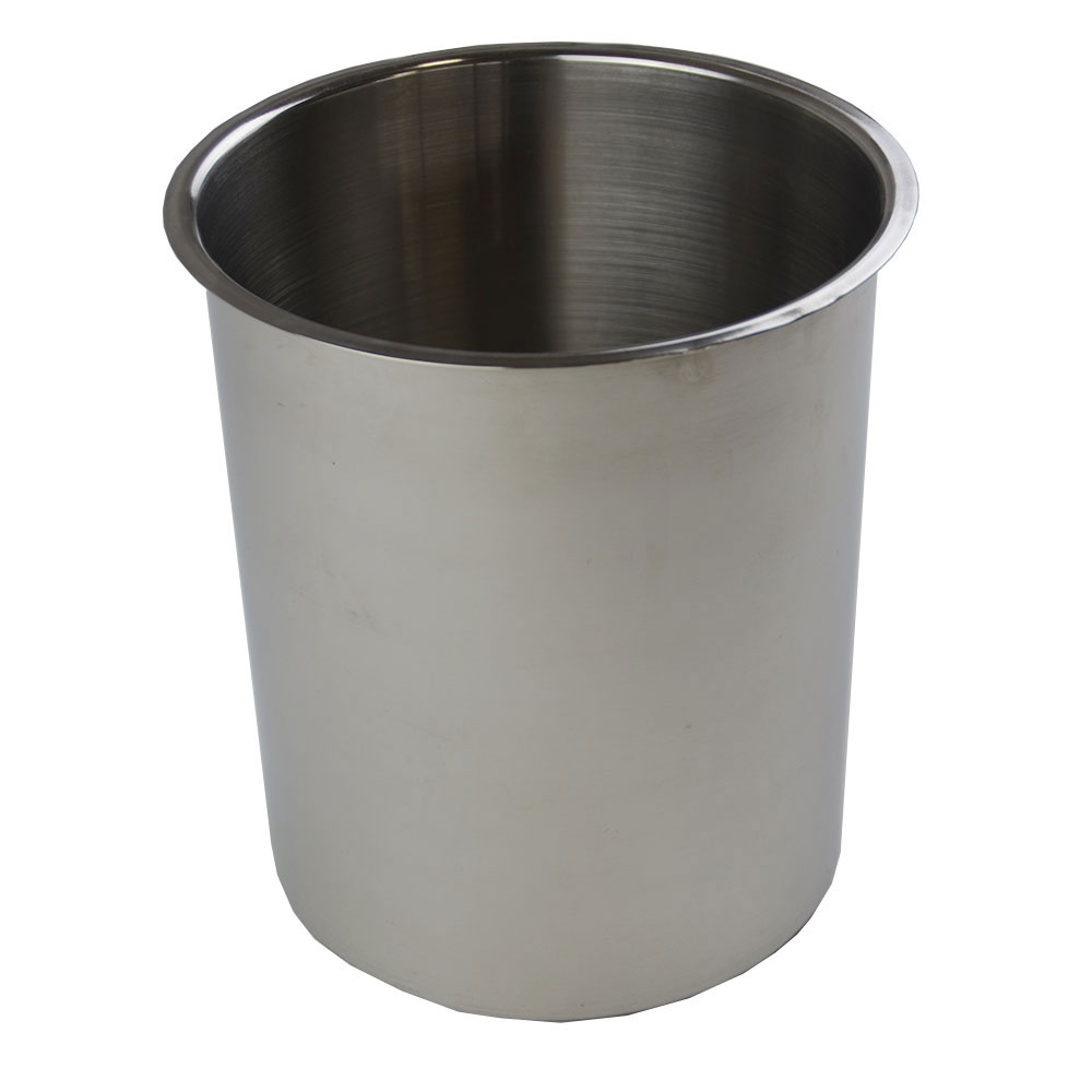 Browne Foodservice BMP6 Bain Marie Pot, 6 qt Capacity, Fits 7-1/4 in Opening