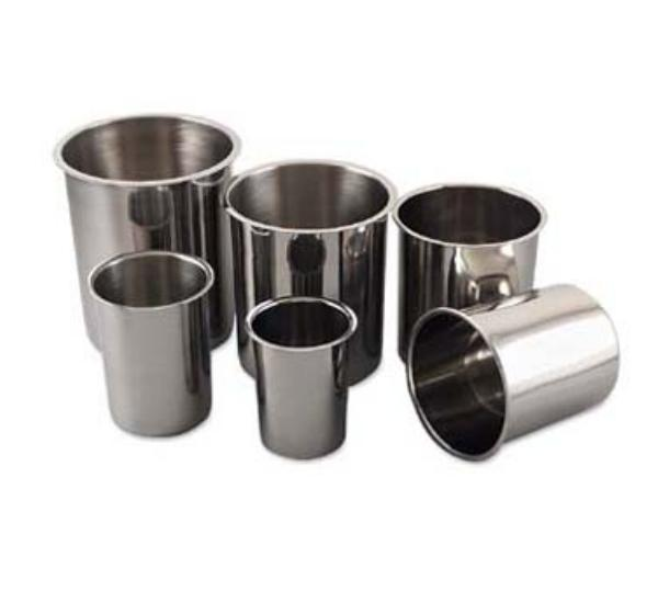 Browne Foodservice BMP8 Bain Marie Pot, 8-1/4 qt Capacity, Fits 8 in Opening