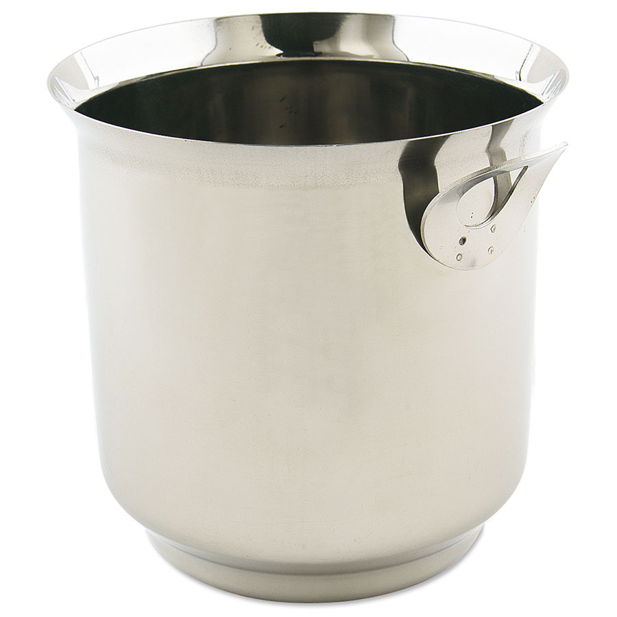 Browne Foodservice IB22 Ice Bucket, 6-1/4 in High, Stainless Steel