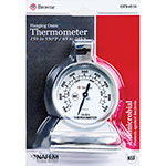 Browne Foodservice OT84010 Oven Thermometer, 2-3/8 in dial, 150 to 550 Degree Temperature Range
