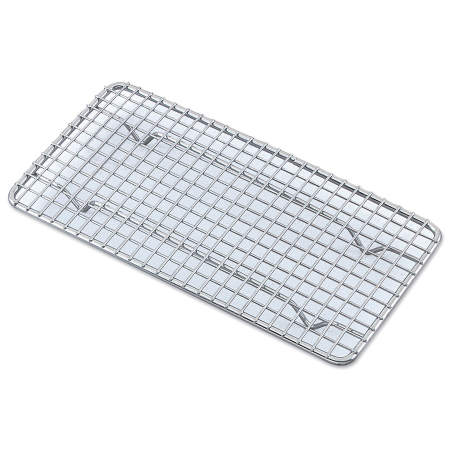 Browne Foodservice PG510 Pan Grate, 5 x 10 in, Footed