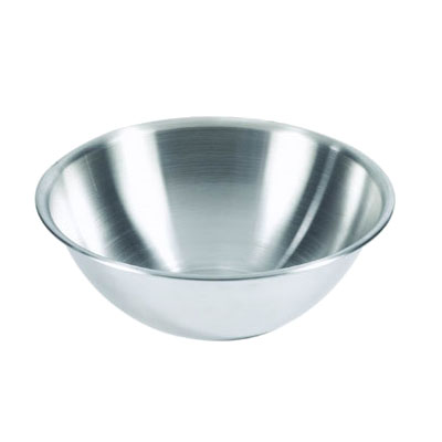 Browne Foodservice S881 Mixing Bowl, 20 qt, Rolled E