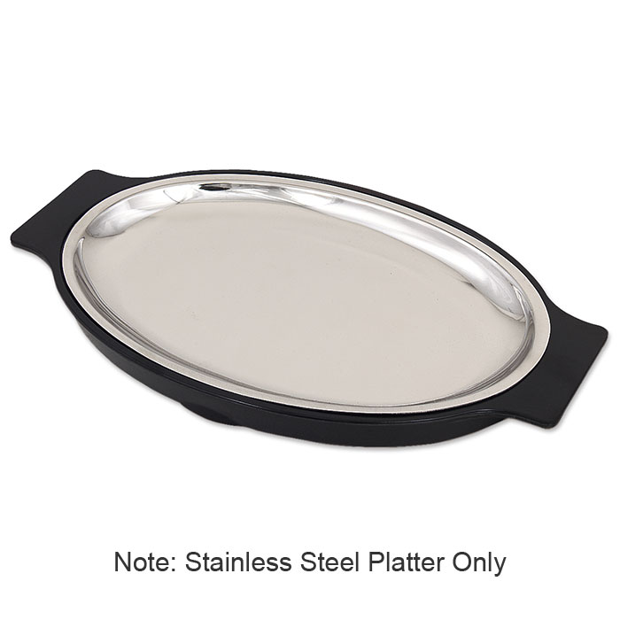 Browne Foodservice SO128P Platter, Stai