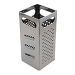 Browne Foodservice SSG449 Grater - 4x4x9