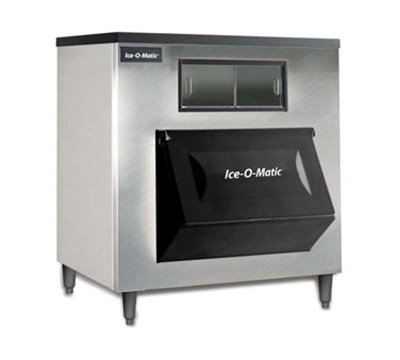 "Ice-O-Matic B120SP 48"" Wide 1142-lb Ice Bin with Lift Up Door"