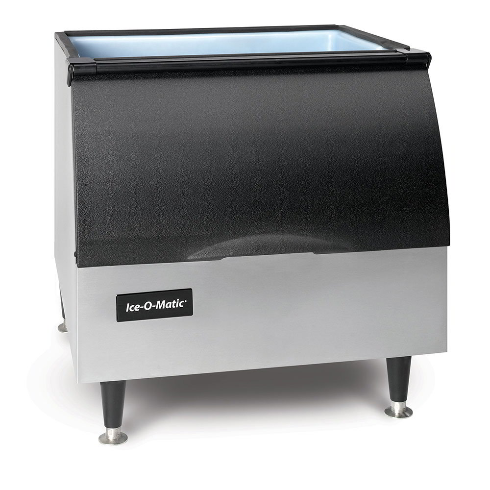 """Ice-O-Matic B25PP 30"""" Wide 242-lb Ice Bin with Lift Up Door"""