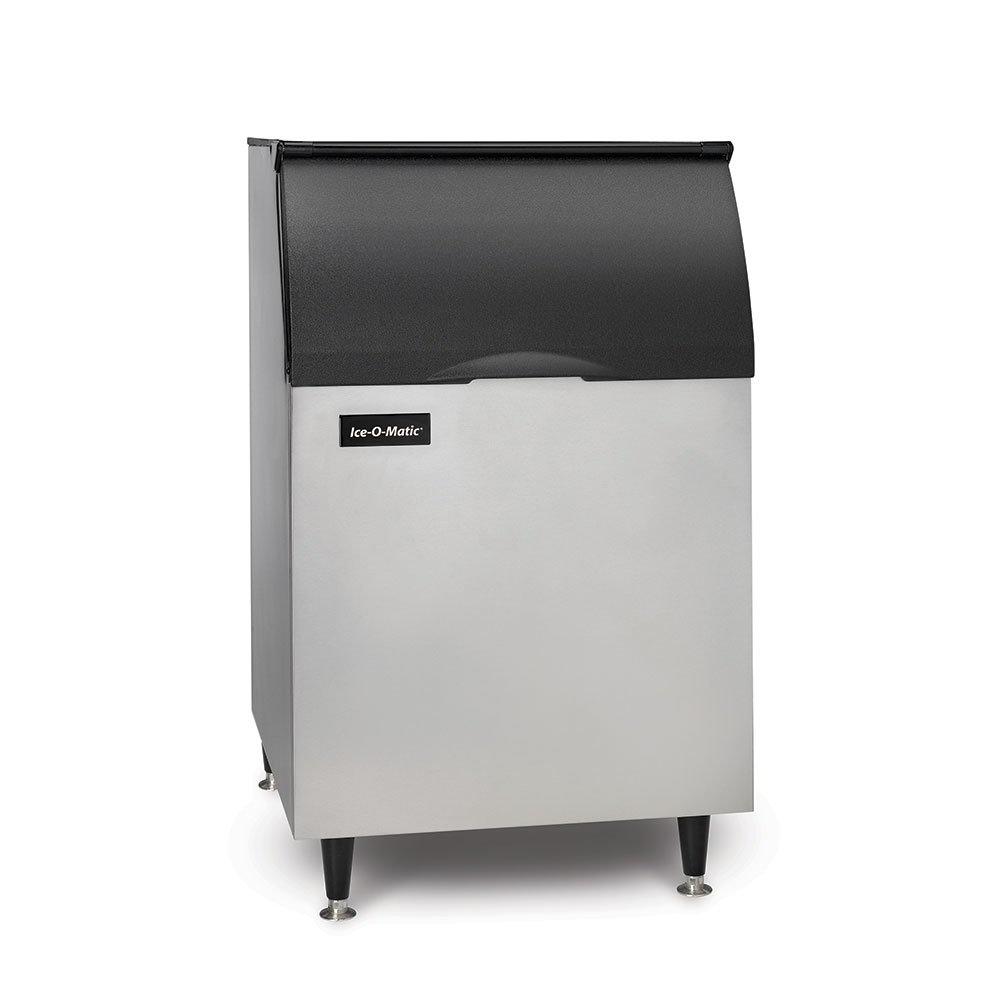 """Ice-O-Matic B55PS 30"""" Wide 510-lb Ice Bin with Lift Up Door"""