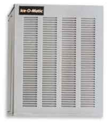 Ice-O-Matic GEM0956W Ice Maker w/ Soft Chewable Crystals & 1200-lb/24-hr, Water Cool, Stainless