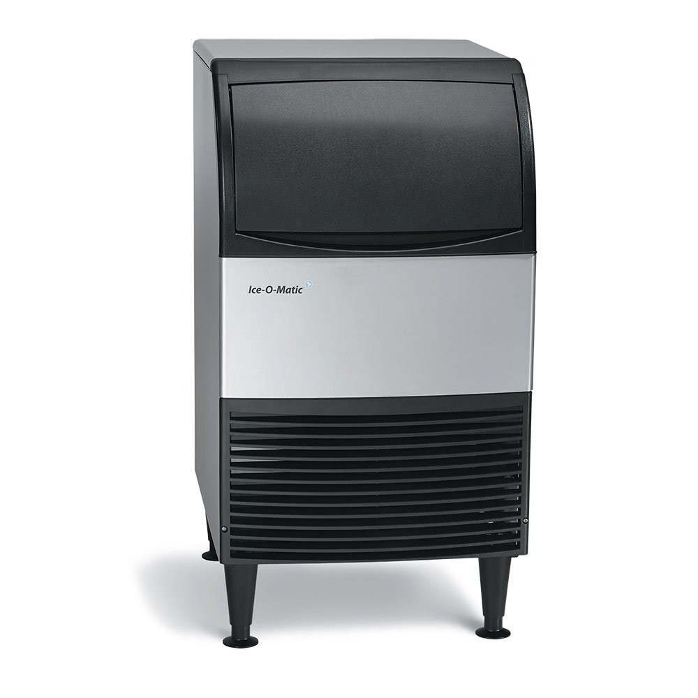 Ice-O-Matic HISU090FA Undercounter Full Cube Ice Maker - 100-lbs/day, Air Cooled, 115v