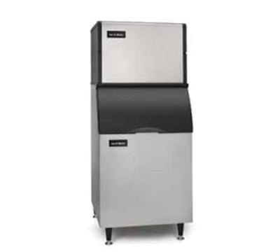 "Ice-O-Matic ICE0405HA 30.13"" Half Cube Ice Machine Head - 498-lb/24-hr, Air Cooled, 230v/1ph"