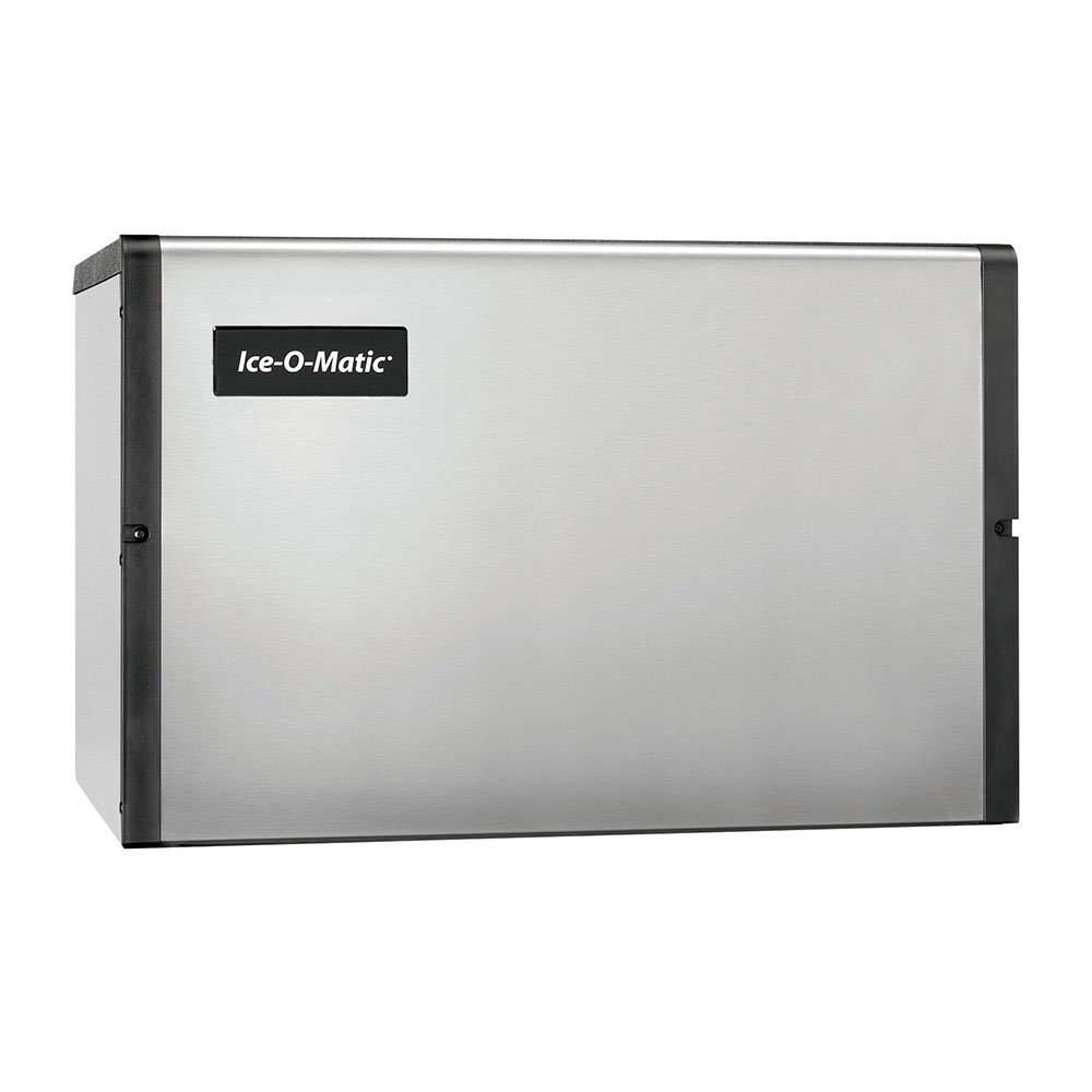 "Ice-O-Matic ICE0500FW 30.13"" Full Cube Ice Machine Head - 596-lb/24-hr, Water Cooled, 115v"